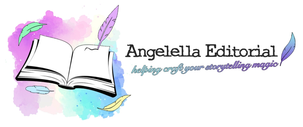 Angelella Editorial - Helping Craft Your Storytelling Magic